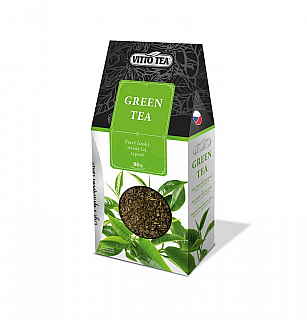VITTO sypaný GREEN TEA 80g