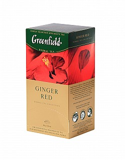 GF Herbal Ginger Red přebal 25x2g