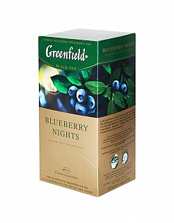 GF Black  Blueberry Nights přebal 25x1.5g