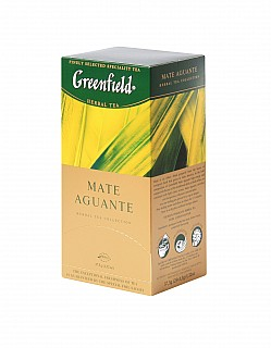 GF Herbal Mate Aguante přebal 25x1,5g