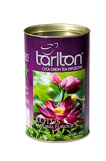 TARLTON Green Lotus dóza 100g