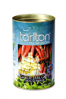 TARLTON Green Chillie Earl Grey dóza 100g