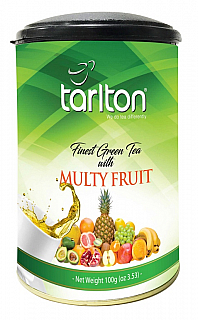 TARLTON Green Multifruit dóza 100g