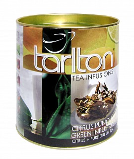 TARLTON Green Citrus punch dóza 100g
