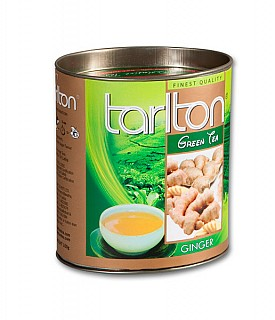 TARLTON Green Ginger dóza 100g