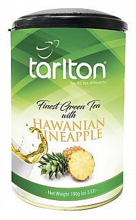 TARLTON Green Pineapple dóza 100g