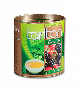 TARLTON Green Blackberry dóza 100g