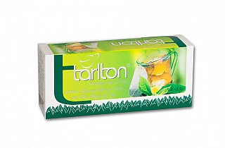 TARLTON Green Pure Green Tea nepřebal 25x2g
