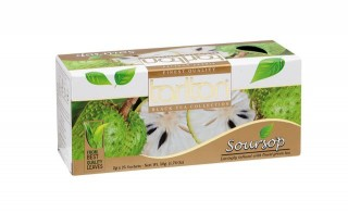 TARLTON Black Soursop přebal 25x2g