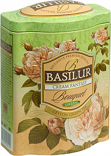 BASILUR Bouquet Cream Fantasy plech 100g