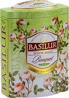 BASILUR/ Bouquet White Magic plech 100g