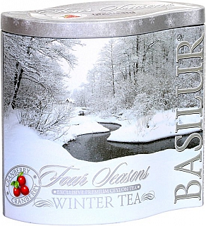 BASILUR Four Seasons Winter Tea plech 100g