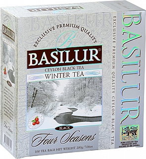 BASILUR Four Seasons Winter Tea nepřebal 100x2g