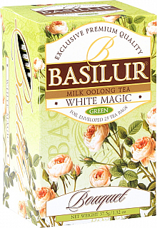 BASILUR Bouquet White Magic přebal 20x1,5g