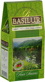 BASILUR Four Seasons Summer papír 100g