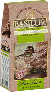 BASILUR/ Four Seasons Spring papír 100g
