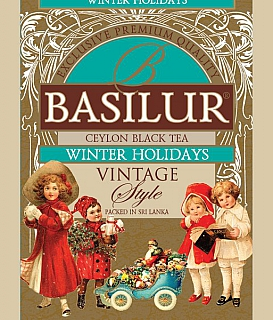 BASILUR Horeca Vintage Winter Holiday 1 sáček