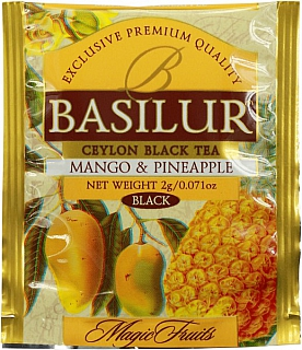 BASILUR Horeca Magic Mango & Pineapple1 sáček