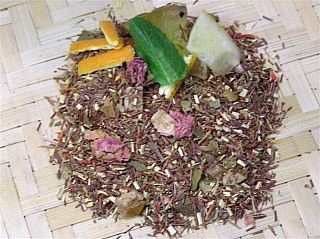 OXALIS Rooibos Magic Aloe 50g - byl.