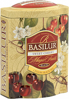 BASILUR Magic Sweet Cherry plech 100g