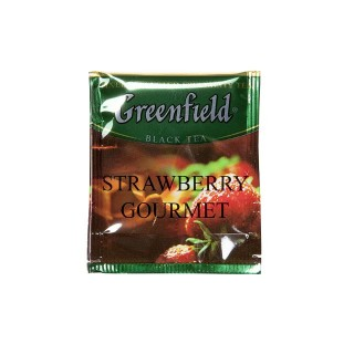 GF Horeca Black Strawberry Gourmet 1 sáček