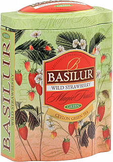 BASILUR Magic Wild Strawberry plech 100g