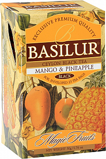 BASILUR/ Magic Mango & Pineapple přebal 20x2g