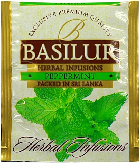 BASILUR/ Horeca Herbal Peppermint 1 sáček