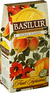 BASILUR Fruit Indian Summer papír 100g