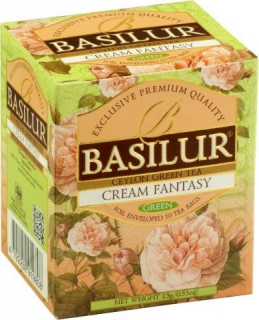 BASILUR Bouquet Cream Fantasy přebal 10x1.5g
