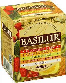 BASILUR Magic Assorted přebal 10x2g