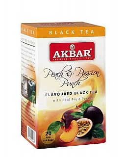 AKBAR Peach & Passion BOPF přebal 20x2g