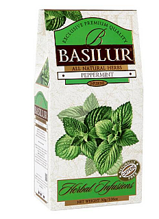 BASILUR/ Herbal Peppermint papír 30g