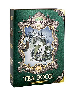 BASILUR Tea Book Green III. papír 75g
