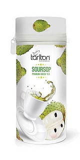TARLTON Green Tea Zip Soursop plech 75g