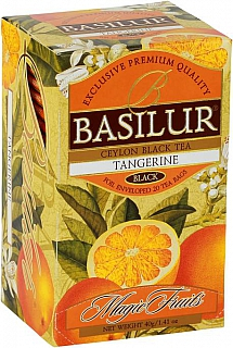 BASILUR/ Magic Tangerine přebal 20x2g