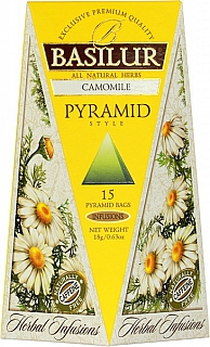 BASILUR Herbal Camomile Pyramid 15x1,2g