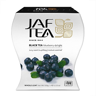 JAFTEA Black Blueberry Delight papír 100g