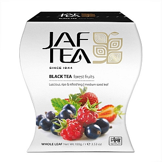 JAFTEA Black Forest Fruits papír 100g