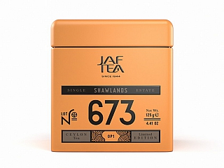 JAFTEA Single Estate Shawlands plech 125g
