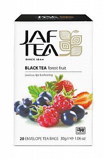JAFTEA Black Forest Fruit přebal 20x1,5g