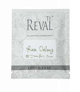 Te Reval Rose Oolong 5g