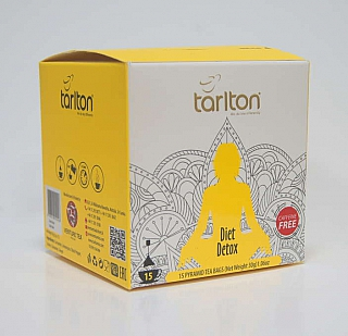 Tarlton Health Wealth Diet Detox 15x2g