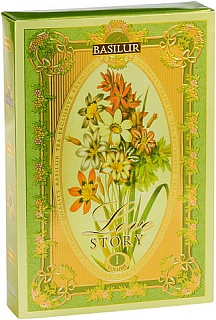 BASILUR 9/19 Tea Book Love Story I. papír 75g