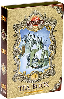BASILUR Tea Book Gold II. papír 75g