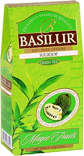 BASILUR Magic Green Soursop papír 100g