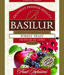 BASILUR Horeca Fruit Forest Fruit 1 sáček