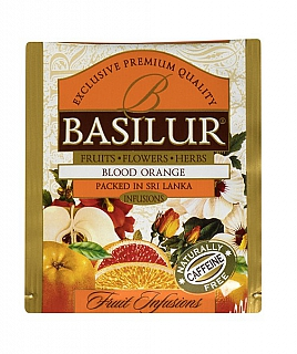 BASILUR Horeca Fruit Blood Orange 1 sáček