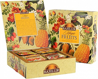 BASILUR/ Magic Fruits Assorted přebal 40 gastro sáčků