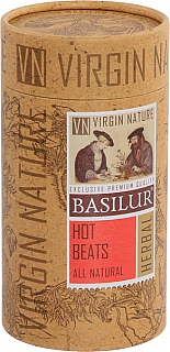 BASILUR Virgine Nature Hot Beats 20x2g